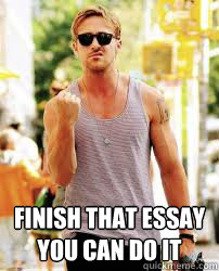 Dissertation writing motivation