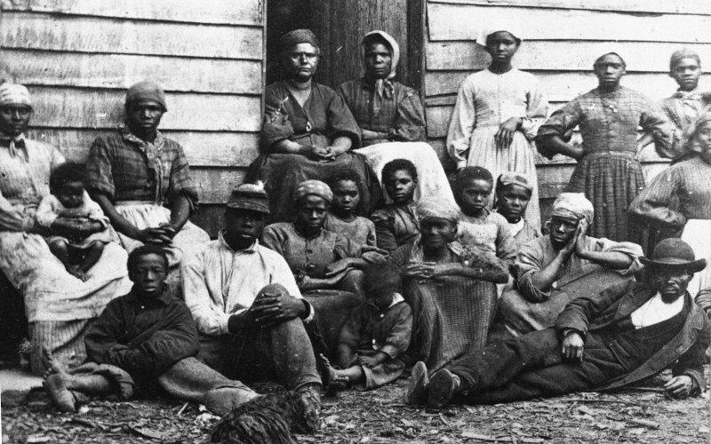 History of slavery essay