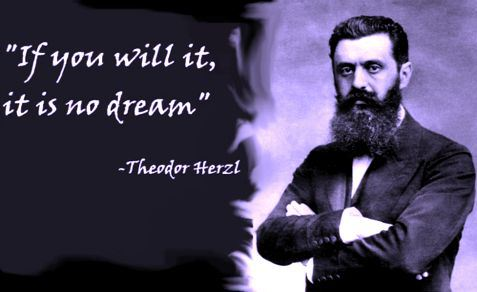 theodor herzl father of zionism essay Theodor herzl oa ^memorial 1 in the family circle: herzl with his wife and   met herzl when a youth, analyzes the character of the founder of the zionist   in a series of masterly essays he had developed his his- torico-philosophical.
