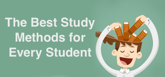 how to study best method